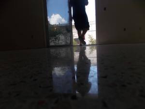 Terrazzo floor from Englewwod Florida