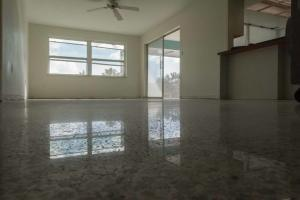 Preparing for terrazzo restoration