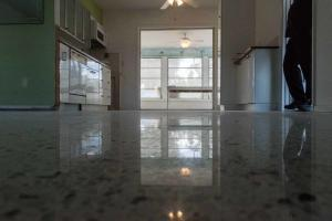 How to prepare for terrazzo polishing