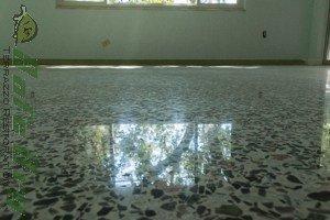 Nokomis, Florida Terrazzo Flooring restored by SafeDry
