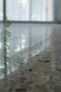 Dry Terrazzo Restoration Florida