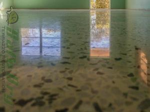 Diamond Polished Terrazzo Sarasota