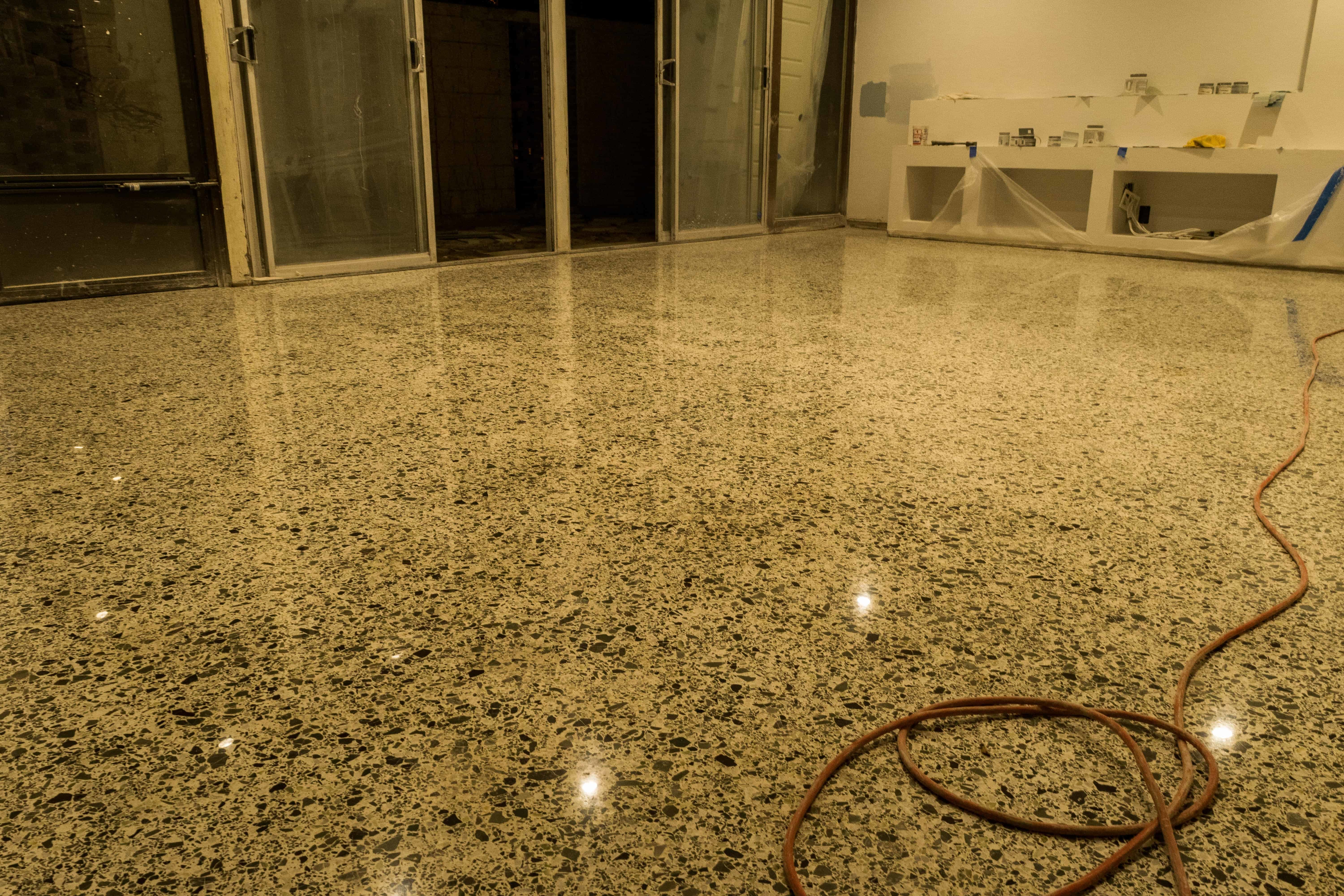 Antique Terrazzo Flooring Is Making A Big Comeback Across