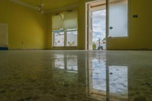 Dry Diamond Polished antique terrazzo in florida