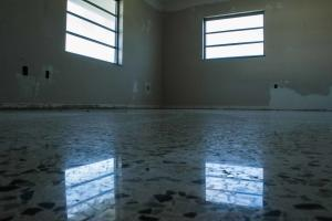 Terrazzo Restored in Holiday
