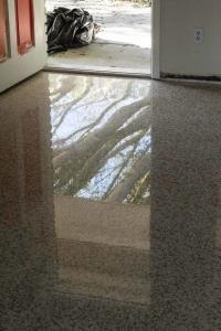Restored Terrazzo Floor in Florida