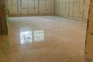 SafeDry Terrazzo Restoration System