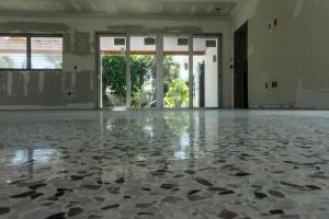 Terrazzo Restored in Holiday, Florida