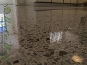 Terrazzo Floor restored by SafeDry