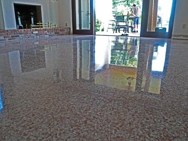 Terrazzo Restoration Orlando Terrazzo Restoration Blog - How are terrazzo floors made
