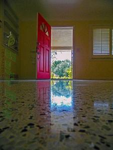 Terrazzo Restored by SafeDry in Lakeland, Florida