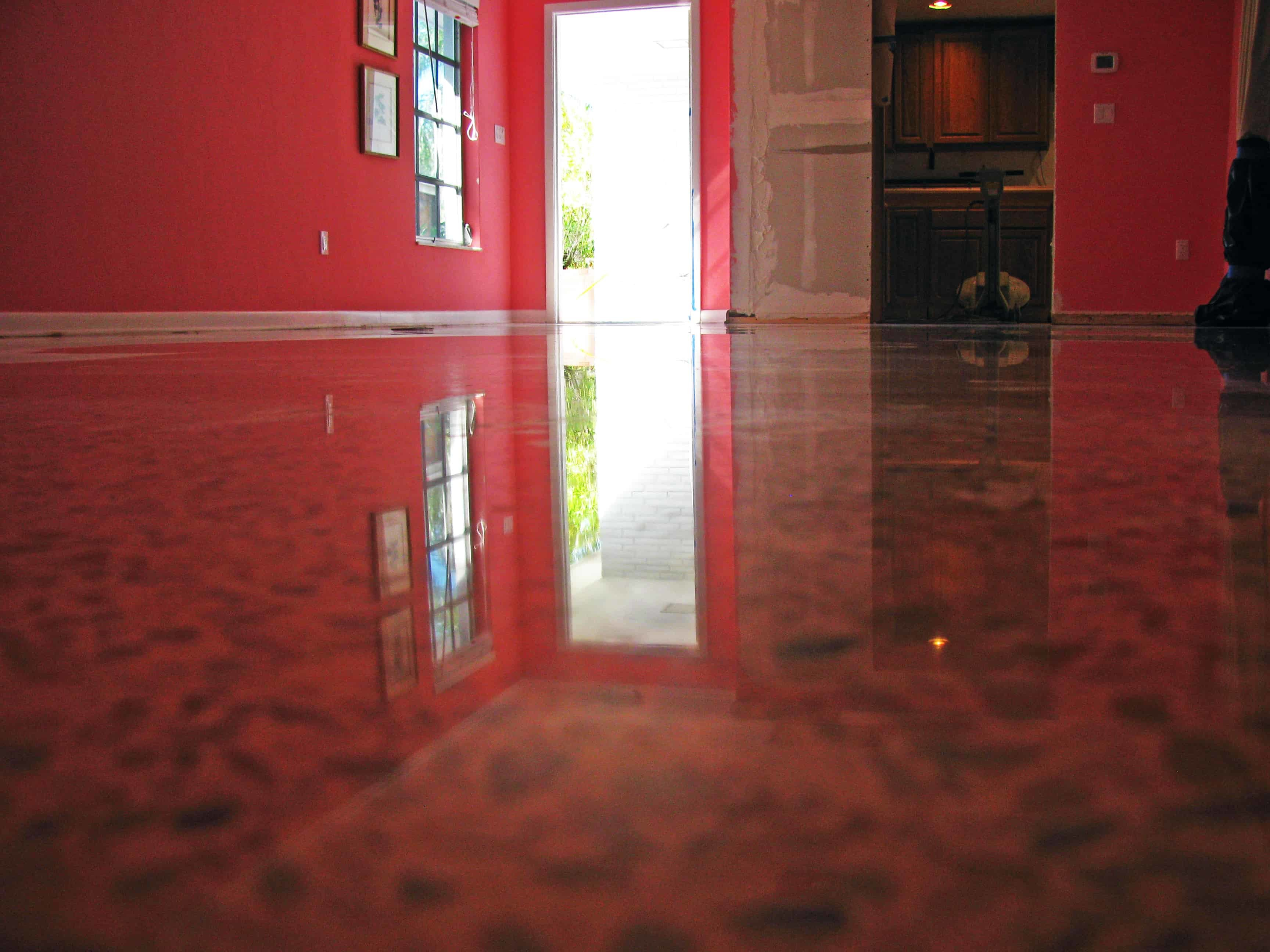 Terrazzo Floor Restoration Services In Naples And Marco Island