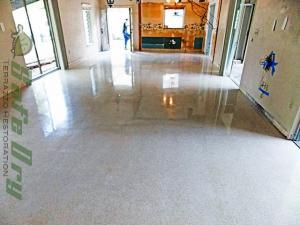 Terrazzo shine on the Florida West Coast